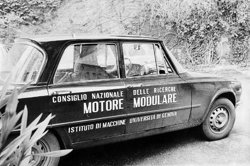 motore - Il motore Modulare. GiuliaMod